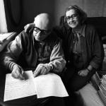 Ο Andrei Sakharov και η σύζυγός του Yelena Bonner
