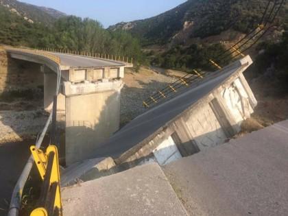 Απάντηση της Περιφέρειας ΑΜ-Θ στην Νομαρχιακή Επιτροπή του ΣΥΡΙΖΑ για την αποκατάσταση της γέφυρας του Κομψατου